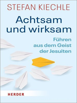cover image of Achtsam und wirksam
