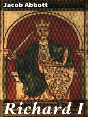 cover image of Richard I