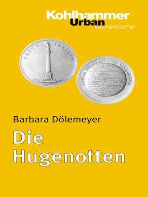 cover image of Die Hugenotten