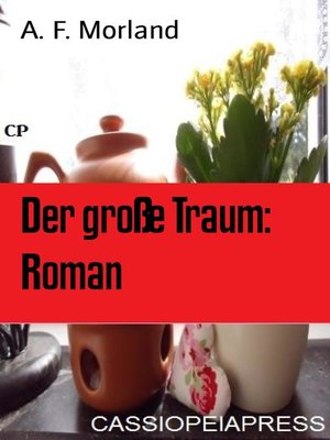 cover image of Der große Traum