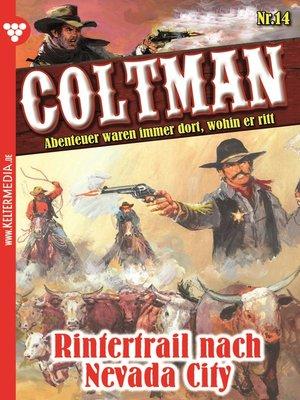 cover image of Coltman 14--Erotik Western