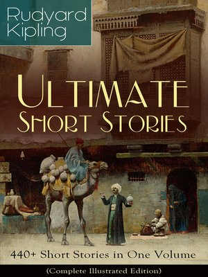 cover image of Rudyard Kipling Ultimate Short Story Collection