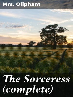 cover image of The Sorceress (complete)