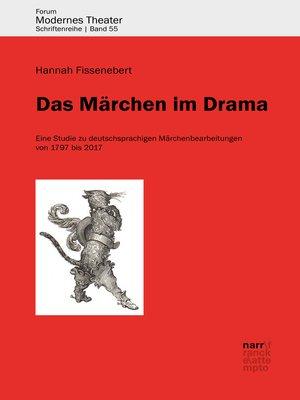 cover image of Das Märchen im Drama
