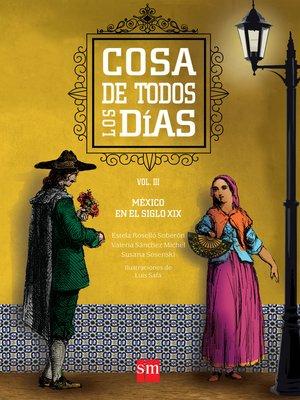 cover image of Cosa de todos los días (Volume III)