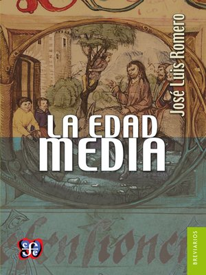 cover image of La Edad Media