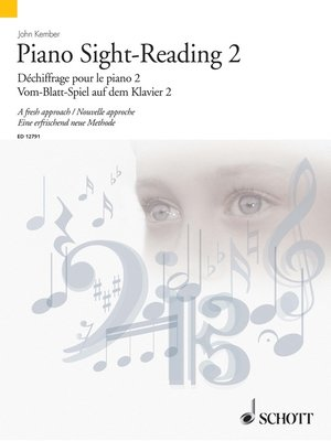 cover image of Piano Sight-Reading 2