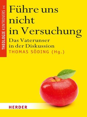 cover image of Führe uns nicht in Versuchung