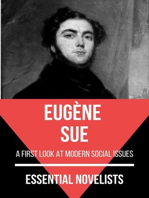 cover image of Essential Novelists--Eugène Sue