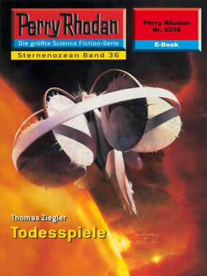 cover image of Perry Rhodan 2235