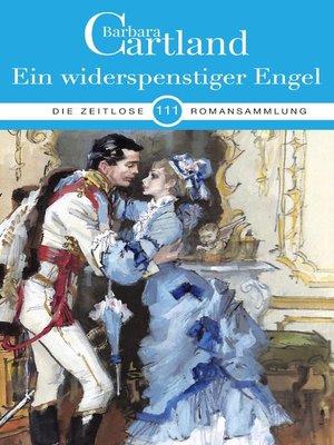 cover image of Ein widerspenstiger Engel