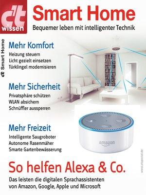 cover image of c't wissen Smart Home (2017/2018)