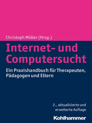 cover image of Internet- und Computersucht