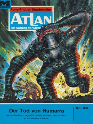 cover image of Atlan 35