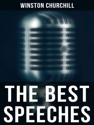 cover image of The Best Speeches of Winston Churchill