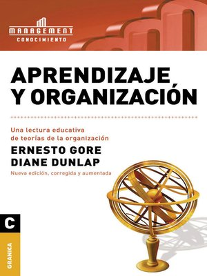 cover image of Aprendizaje y organización