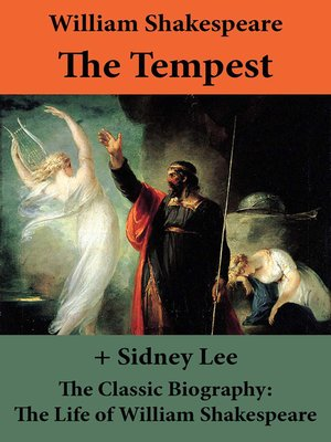 cover image of The Tempest (The Unabridged Play) + the Classic Biography