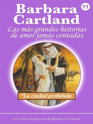 cover image of La Ciudad Prohibida