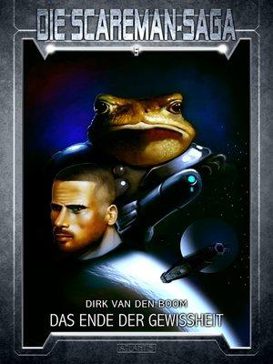 cover image of Die Scareman-Saga 5