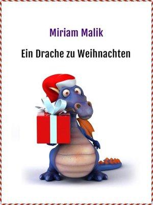 cover image of Ein Drache zu Weihnachten