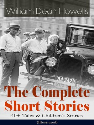 cover image of The Complete Short Stories of William Dean Howells
