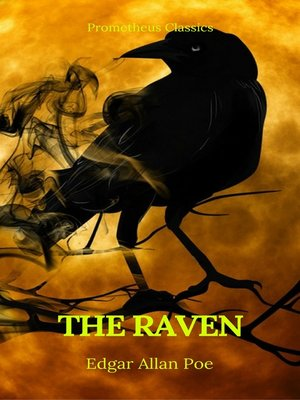 cover image of The Raven (Best Navigation, Active TOC) (Prometheus Classics)