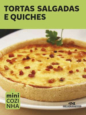 cover image of Tortas Salgadas e Quiches