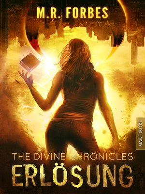 cover image of THE DIVINE CHRONICLES 4--ERLÖSUNG