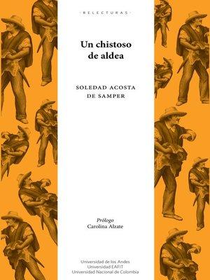 cover image of Un chistoso de aldea