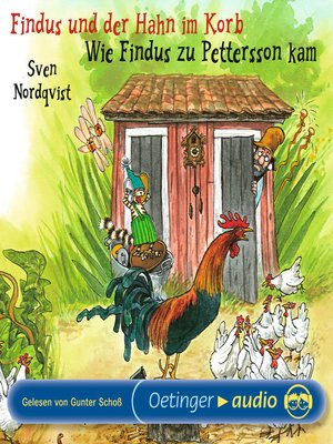 cover image of Findus und der Hahn im Korb / Wie Findus zu Pettersson kam