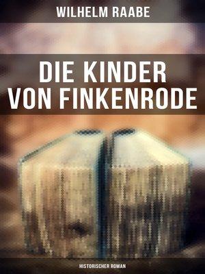 cover image of Die Kinder von Finkenrode