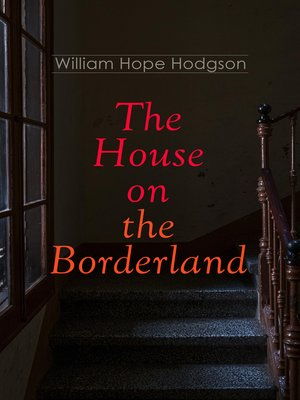 cover image of The House on the Borderland
