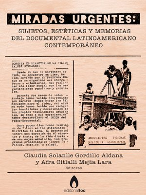 cover image of Miradas urgentes