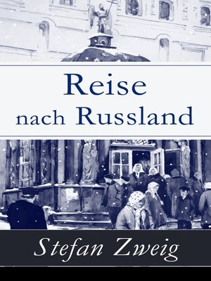 cover image of Reise nach Russland