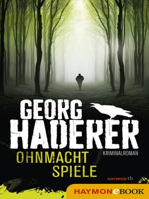 cover image of Ohnmachtspiele