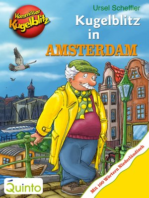 cover image of Kommissar Kugelblitz--Kugelblitz in Amsterdam