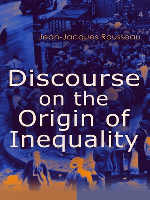 cover image of Discourse on the Origin of Inequality