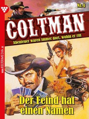 cover image of Coltman 4--Erotik Western
