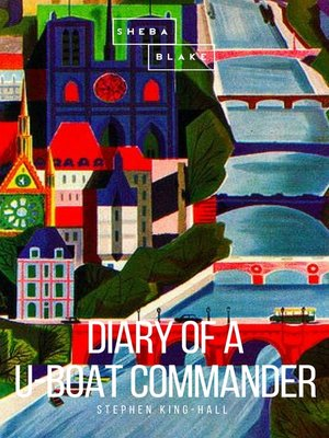 cover image of Diary of a U-Boat Commander