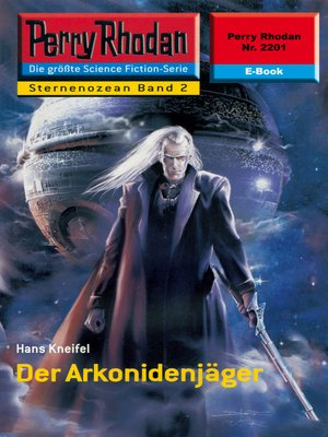 cover image of Perry Rhodan 2201