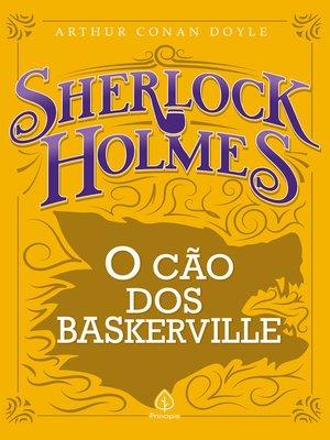 cover image of Sherlock Holmes--O cão dos Baskerville
