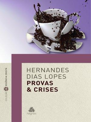 cover image of Provas e Crises