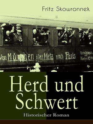 cover image of Herd und Schwert (Historischer Roman)