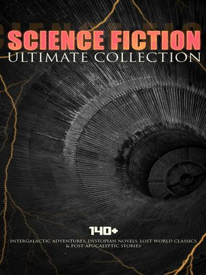 cover image of SCIENCE FICTION Ultimate Collection