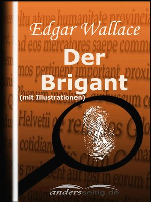 cover image of Der Brigant (mit Illustrationen)