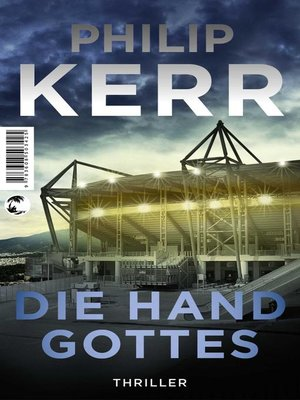cover image of Die Hand Gottes