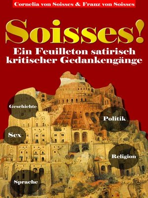 cover image of Soisses!