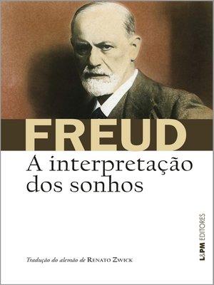 cover image of A interpretação dos sonhos