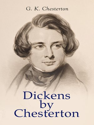 cover image of Dickens by Chesterton
