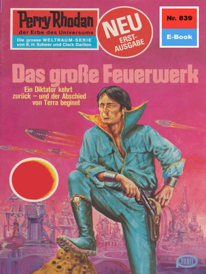 cover image of Perry Rhodan 839